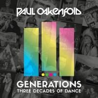 Paul Oakenfold - Generations: Three Decades Of Dance (2017) - 3 CD Box Set