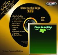 Yes - Close To The Edge (1972) - Hybrid SACD