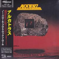 Alcatrazz - No Parole From Rock 'N' Roll (1983) - SHM-CD Paper Mini Vinyl