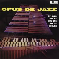 Milt Jackson - Opus De Jazz (1956) - Ultimate High Quality CD