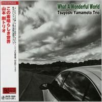 Tsuyoshi Yamamoto Trio - What A Wonderful World (2013) - Paper Mini Vinyl