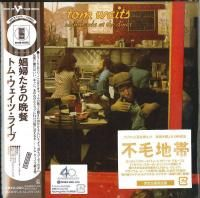 Tom Waits - Nighthawks At The Diner (1975) - Paper Mini Vinyl