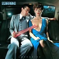 Scorpions - Lovedrive (1979) - CD+DVD 50th Anniversary Deluxe Edition
