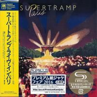 Supertramp - Paris (1980) - SHM-CD Paper Mini Vinyl