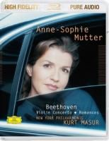 Anne-Sophie Mutter - Beethoven: Violin Concerto, Romances (2002) (Blu-ray Audio)