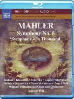 Mahler - Symphony No. 8 (2011) (Blu-ray Audio)