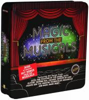 V/A Magic From The Musicals (2009) - 3 CD Tin Box Set Collector's Edition
