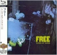 Free - Tons Of Sobs (1968) - SHM-CD