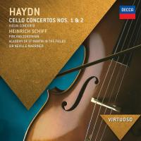 Virtuoso - Haydn: Cello Concertos No. 1 & 2 (2012)