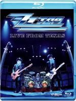 ZZ Top - Live From Texas (2008) (Blu-ray)
