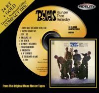The Byrds - Younger Than Yesterday (1967) - 24 KT Gold Numbered Limited Edition