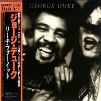 George Duke - Reach For It (1977) - Blu-spec CD2 Paper Mini Vinyl
