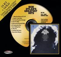 Bob Dylan - Bob Dylan's Greatest Hits (1967) - 24 KT Gold Numbered Limited Edition