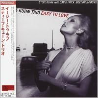 Steve Kuhn Trio - Easy To Love (2004) - Paper Mini Vinyl