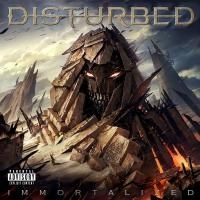 Disturbed ‎- Immortalized (2015) - Deluxe Edition
