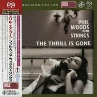 Phil Woods With Strings - The Thrill Is Gone (2002) - SACD