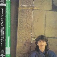 George Harrison - Somewhere In England (1981) - SHM-CD Paper Mini Vinyl