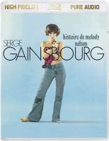 Serge Gainsbourg - Histoire De Melody Nelson (2013) (Blu-ray Audio)
