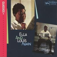Ella Fitzgerald & Louis Armstrong - Ella And Louis Again (1957) - 2 CD Deluxe Edition