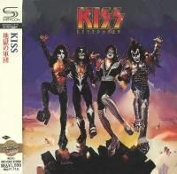 Kiss - Destroyer (1976) - SHM-CD