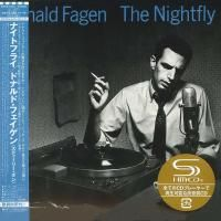 Donald Fagen - The Nightfly (1982) - SHM-CD Paper Mini Vinyl