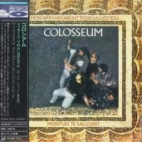 Colosseum - Those Who Are About To Die Salute You (1969) - Blu-spec CD Paper Mini Vinyl