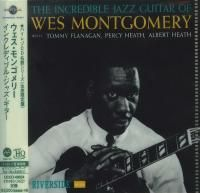 Wes Montgomery - The Incredible Jazz Guitar Of Wes Montgomery (1960) - MQA-UHQCD