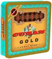 V/A Cuban Gold (2010) - 3 CD Tin Box Set Collector's Edition