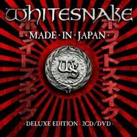 Whitesnake - Made In Japan (2013) - 2 CD+DVD Deluxe Edition