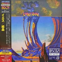 Yes - Union (1991) - Blu-spec CD2 Paper Mini Vinyl