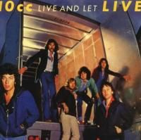 10cc - Live & Let Live (1977) - 2 CD Box Set