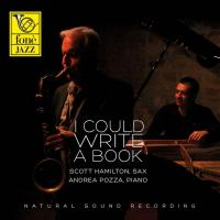 Scott Hamilton & Andrea Pozza - I Could Write A Book (2013) - Hybrid SACD
