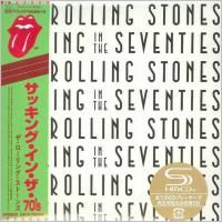 The Rolling Stones - Sucking In The Seventies (1981) - SHM-CD Paper Mini Vinyl