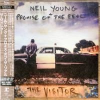 Neil Young & Promise Of The Real - The Visitor (2017) - SHM-CD