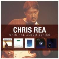 Chris Rea - Original Album Series (2010) - 5 CD Box Set
