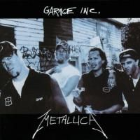 Metallica - Garage Inc. (1998) - 2 CD Box Set