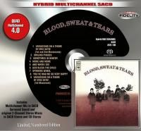 Blood, Sweat & Tears - Blood, Sweat & Tears (1969) - Hybrid Multi-Channel SACD