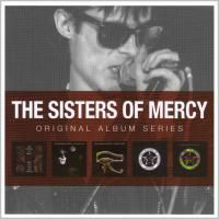 The Sisters Of Mercy - Original Album Series (2010) - 5 CD Box Set
