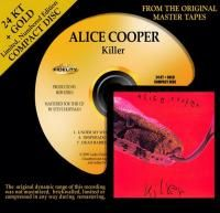 Alice Cooper - Killer (1971) - 24 KT Gold Numbered Limited Edition