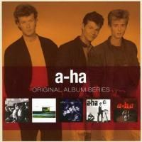 a-ha - Original Album Series (2011) - 5 CD Box Set