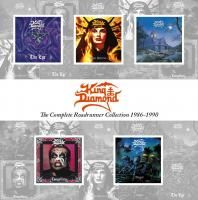King Diamond - Complete Roadrunner Collection 1986 - 1990 (2013) - 5 CD Box Set