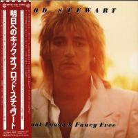 Rod Stewart - Foot Loose & Fancy Free (1977) - SHM-CD Paper Mini Vinyl