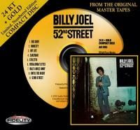 Billy Joel - 52nd Street (1978) - 24 KT Gold Numbered Limited Edition