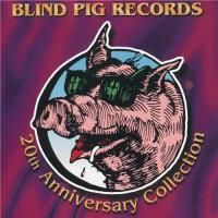 V/A Blind Pig Records 20th Anniversary Collection (1997) - 2 CD Box Set