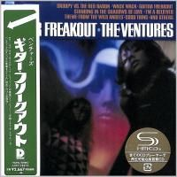 The Ventures - Guitar Freakout (1967) - SHM-CD Paper Mini Vinyl