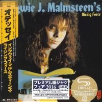 Yngwie J. Malmsteen's Rising Force - Odyssey (1988) - SHM-CD Paper Mini Vinyl