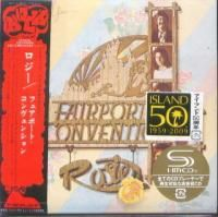 Fairport Convention - Rosie (1973) - SHM-CD Paper Mini Vinyl