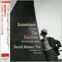 Harold Mabern Trio ‎– Somewhere Over The Rainbow (2005) - Paper Mini Vinyl