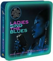 V/A Ladies Sing The Blues (2010) - 3 CD Tin Box Set Collector's Edition