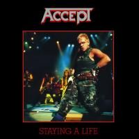 Accept - Staying A Life (1990) - 2 CD Box Set